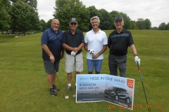ForYourSole Charity Golf Tournament 2019 - Hole 8