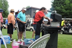 ForYourSole Charity Golf Tournament 2019 - BBQ