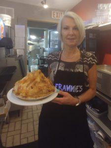 Fran Mile High Apple Pie